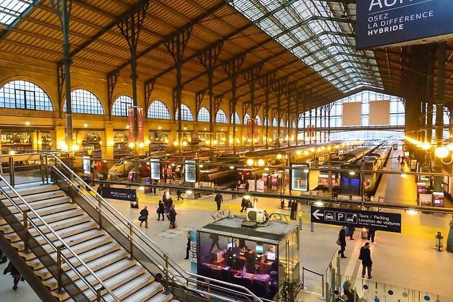 Les grands chantiers de la Gare du Nord