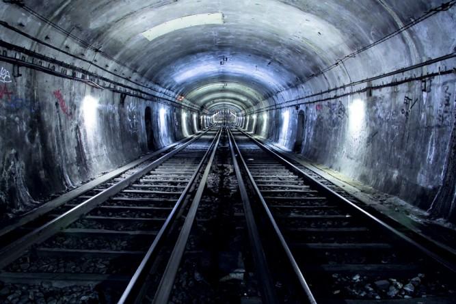 Le métro parisien vue par Alexis Pazoumian