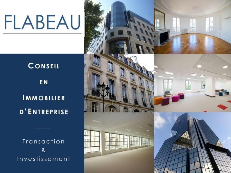 Flabeau nouveau partenaire de geolocaux - Cabinet immobilier parisien ...