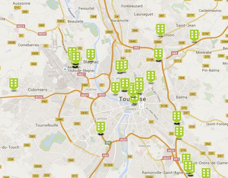 Abault Toulouse Geolocaux location vente bureaux immobilier d'entreprise entrepot