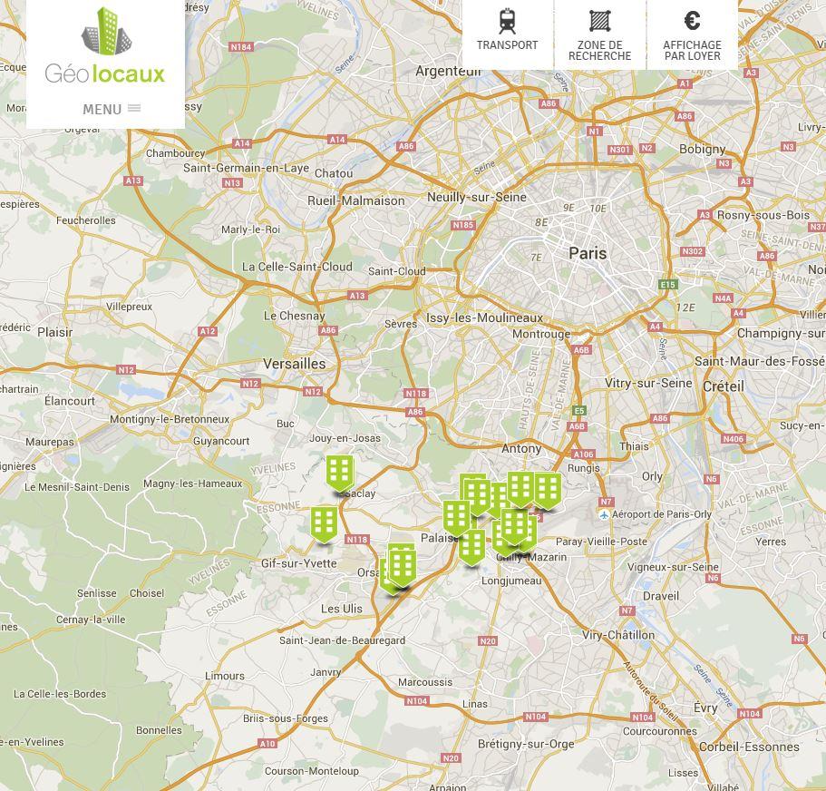 FIMM partenaire Geolocaux location bureaux massy