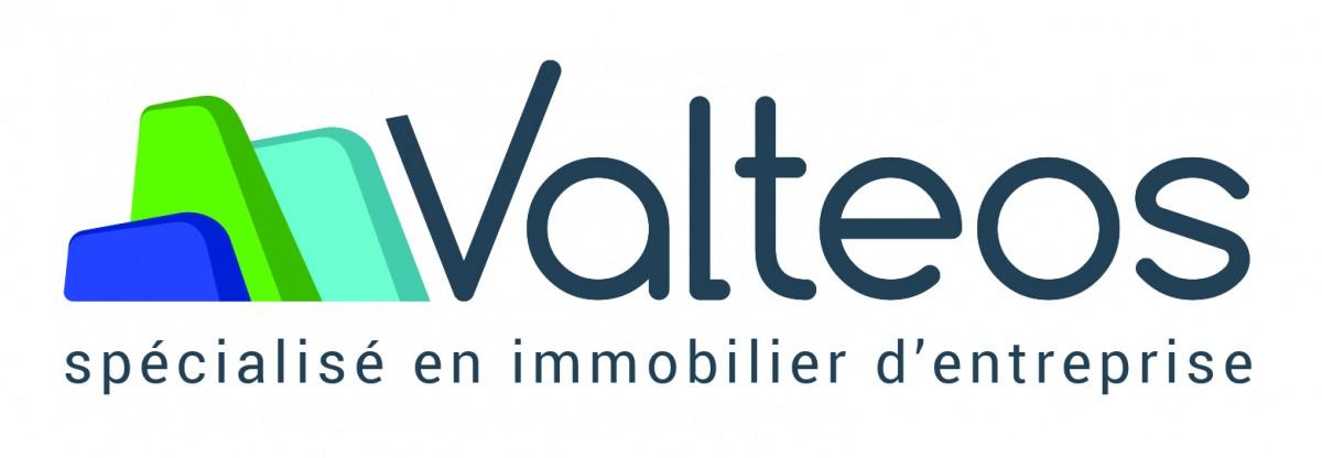 Logo Valteos Partenaire Geolocaux Bureaux