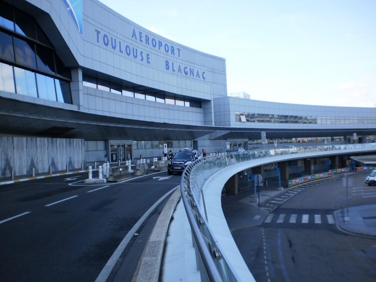 location bureaux aéroport Toulouse Blagnac
