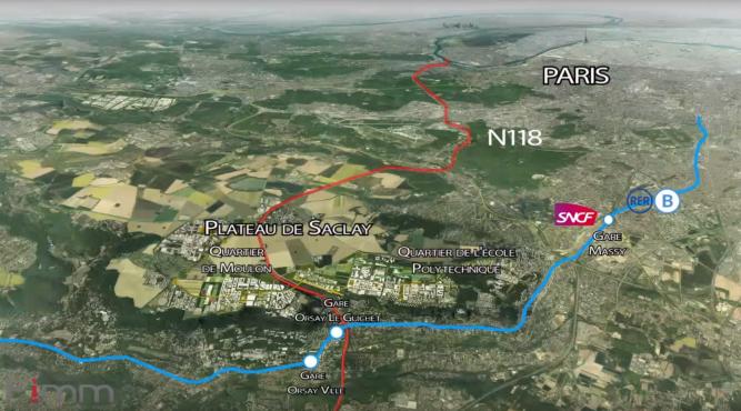 FIMM Geolocaux conseil immobilier d'entreprise Massy Plateau de Saclay Paris Location vente bureaux