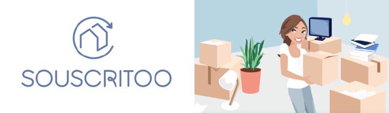 Souscritoo : la start-up qui s'occupe de tout lors de votre déménagement
