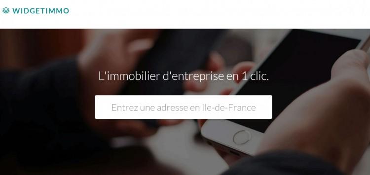 Widget.immo Geolocaux Meilleurescpi.com date immobilier d'entreprise