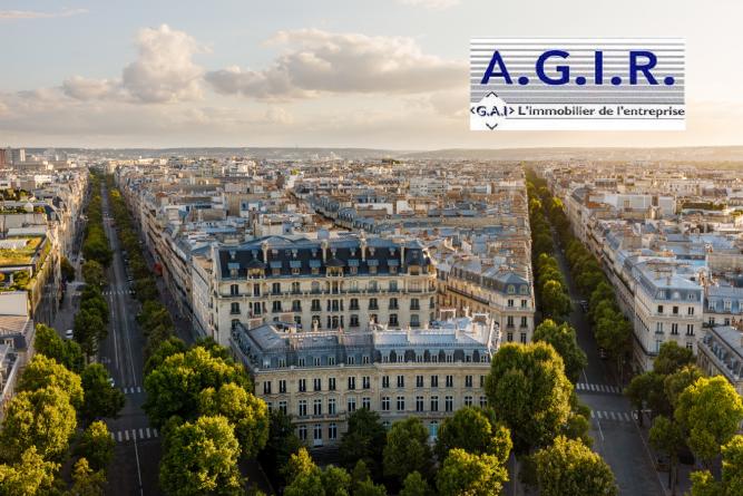 AGIR GEOLOCAUX Location vente bureaux locaux commerciaux immobilier d'entreprise paris