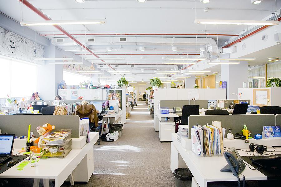 Espaces de travail : les 6 aménagements à adopter