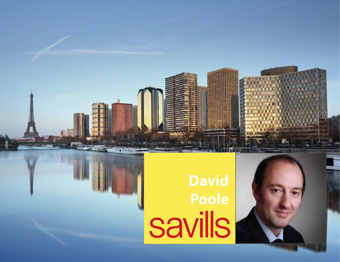 Savills France Geolocaux David Poole Savills Valuation SAS