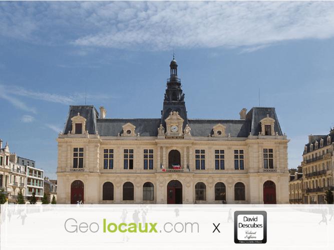 David Descubes Location bureaux Poitiers