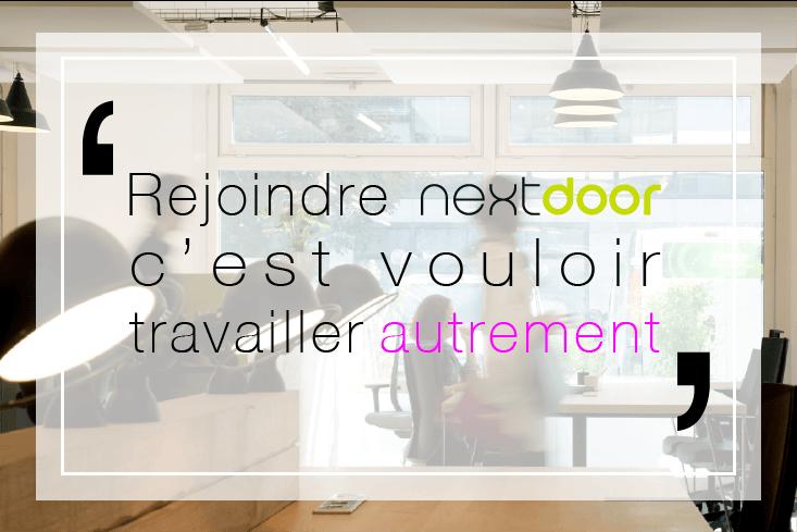 Nextdoor Coeur Défense Geolocaux location de bureaux coworking