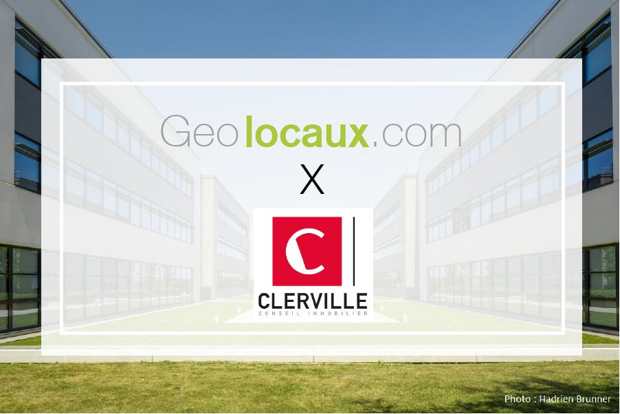 Geolocaux Clerville Location Bureau Nantes