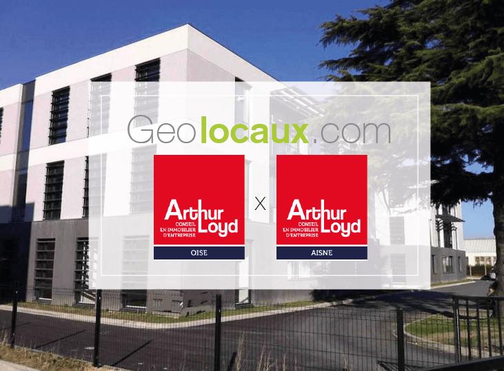 Arthur Loyd Oise et Aisne : nouveau partenaire Geolocaux