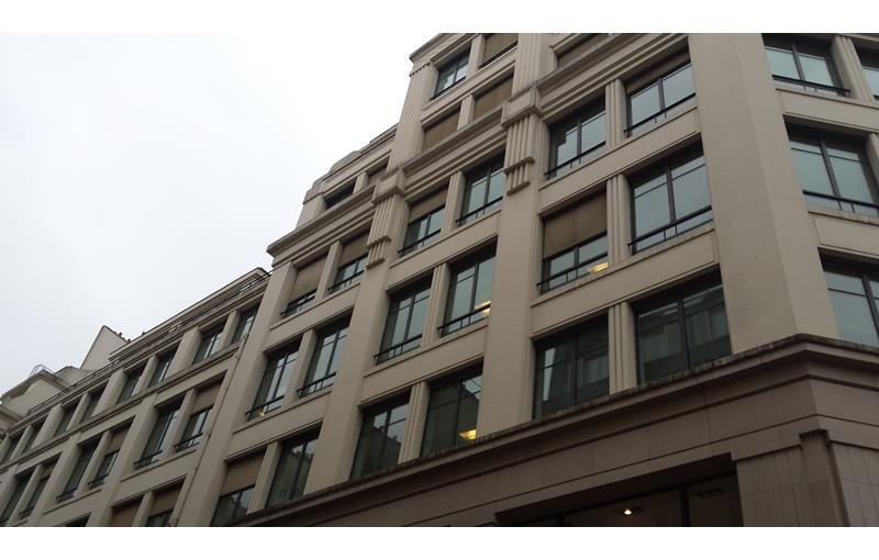 bureaux à louer 2eme arrondissement de Paris