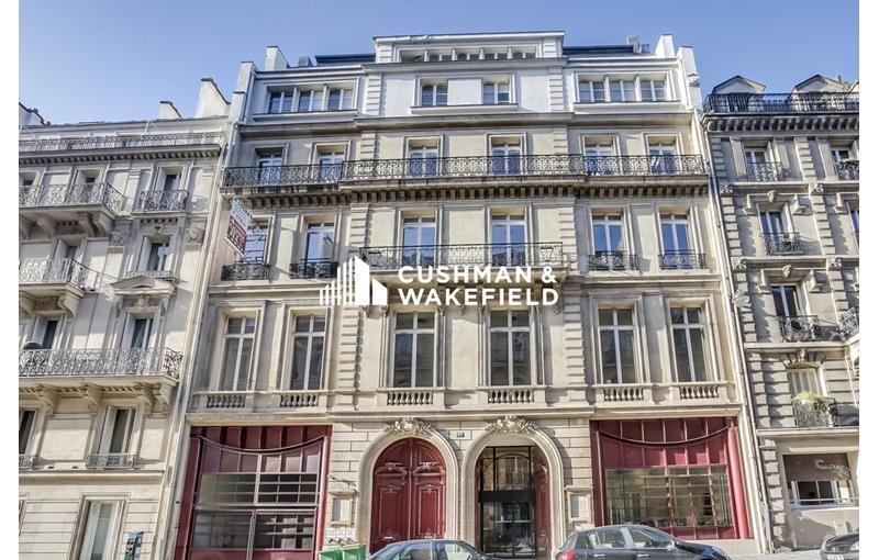 bureaux rénovés à louer Paris
