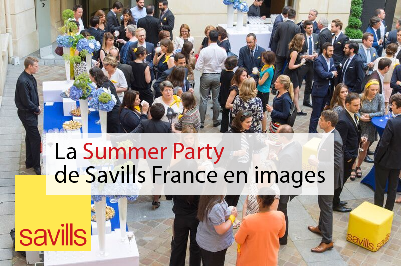 Savills Summer Party