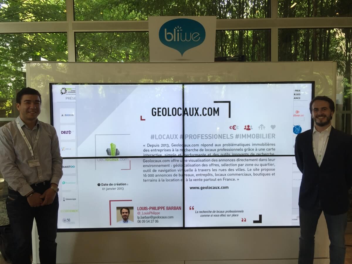 Geolocaux G20 Croissance & innovation
