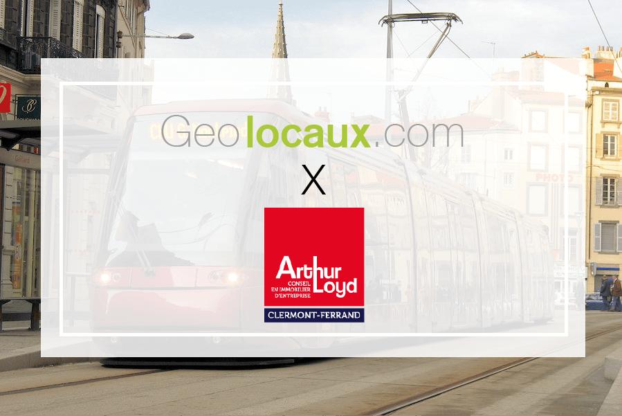 Arthur Loyd Clermont-Ferrand : partenaire de Geolocaux
