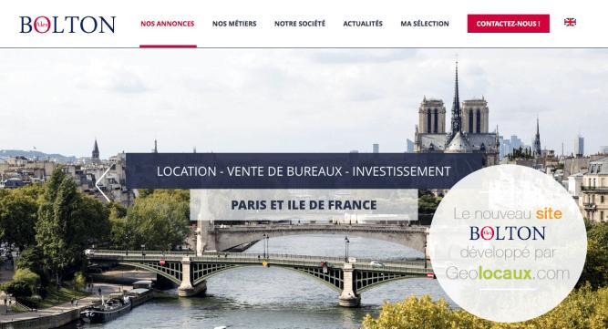 geolocaux alex bolton site