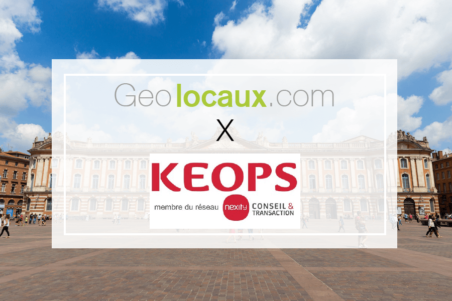 Keops Toulouse Geolocaux