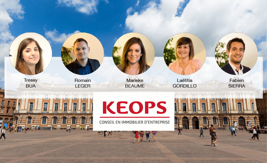 Guillaume Rouzies Keops Toulouse