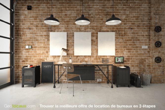 Geolocaux - Trouver la meilleure offre de location de bureaux