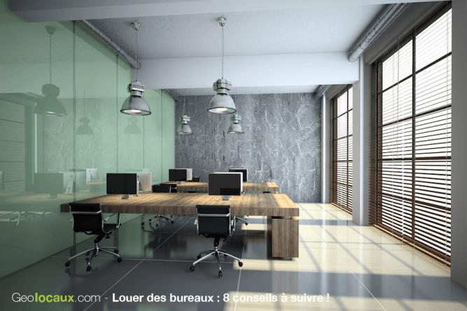 louer des bureaux