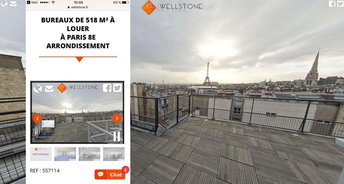 Wellstone Visite virtuelle