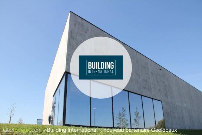 geolocaux building international