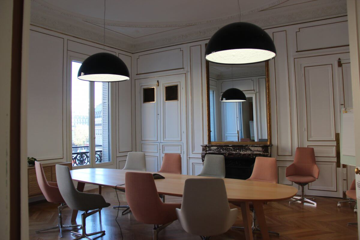 coworking Spaces Paris Opera