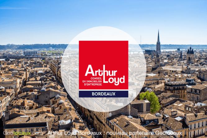 Arthur Loyd Bordeaux partenaire Geolocaux