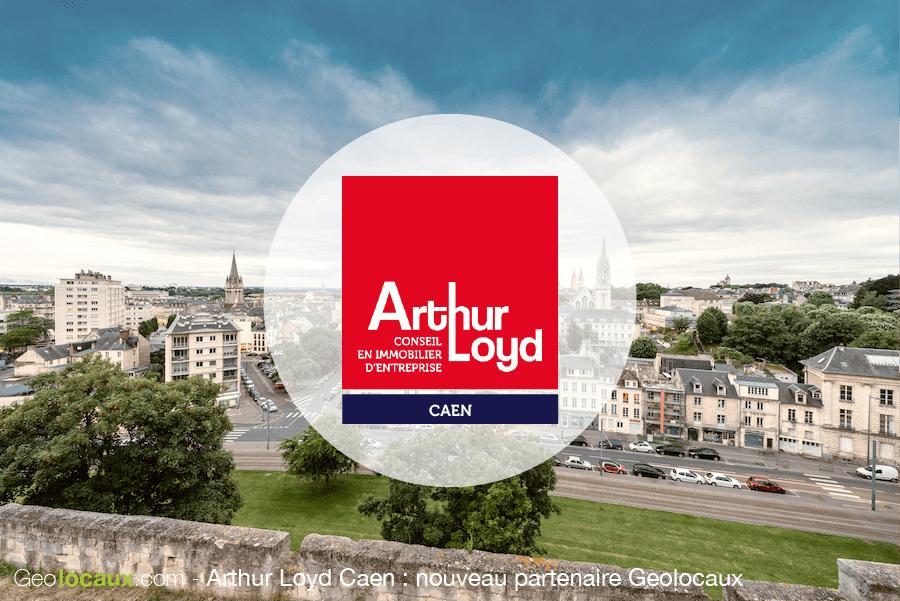 Geolocaux Arthur Lors Caen