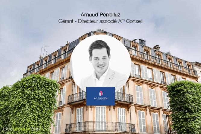 Interview Arnaud Perrollaz AP Conseil