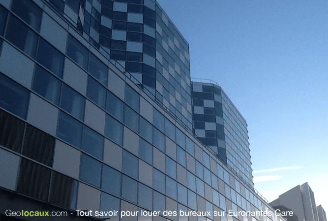 Geolocaux euronantes gare nantes