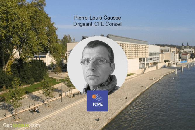 Interview Pierre Louis Causse ICPE Conseil