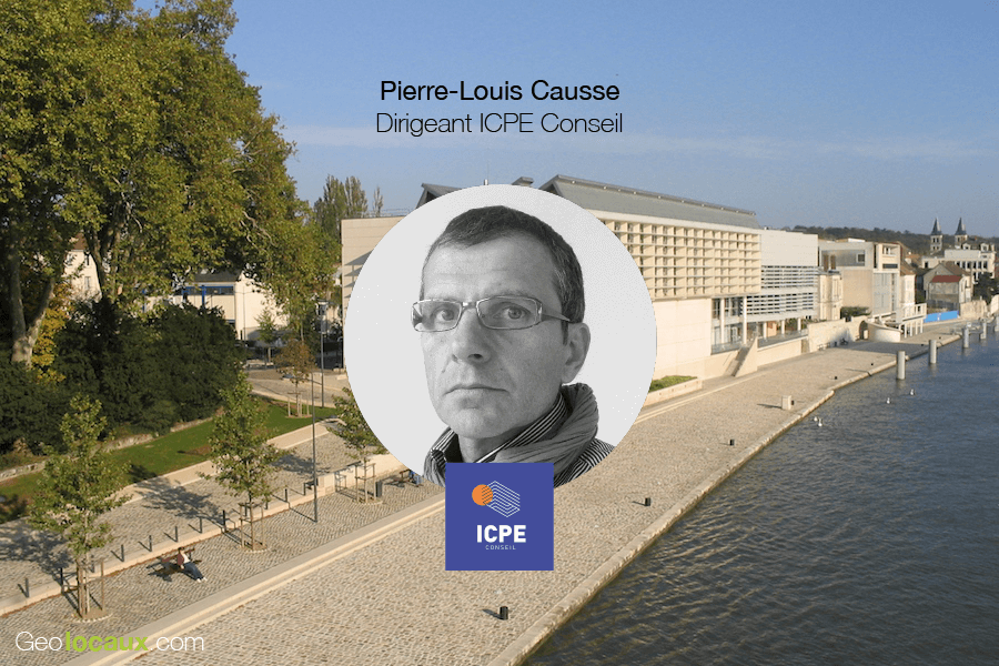 Interview Pierre Louis Causse ICPE Conseil