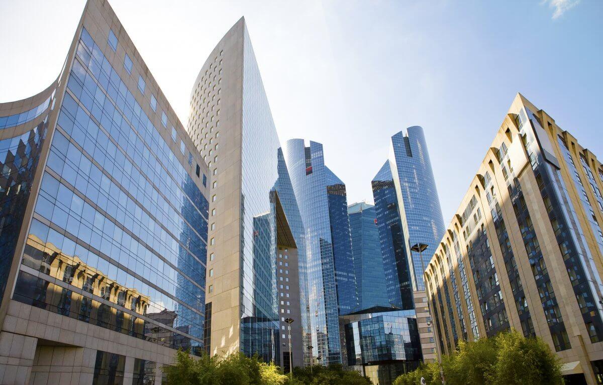 Parc bureaux francilien 53 millions m²