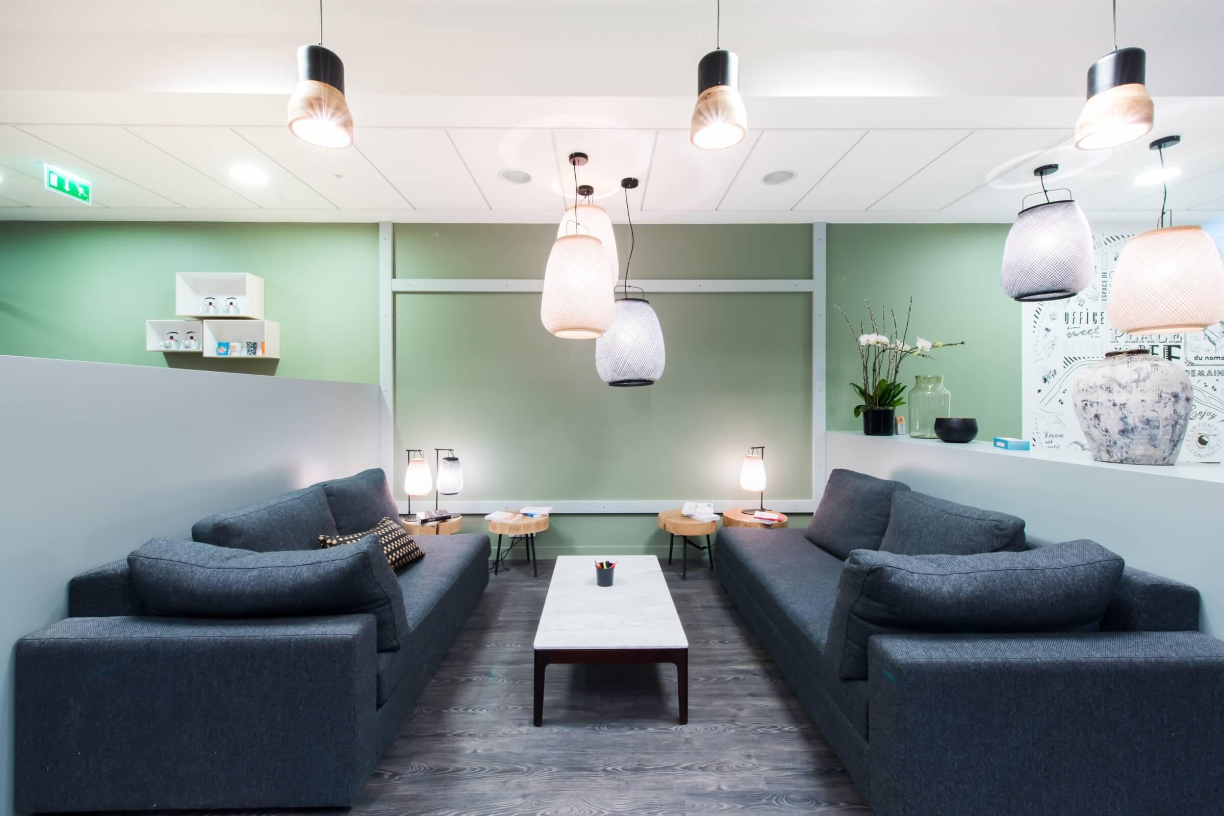 Coworking Paris : découvrez Nexity Blue Office à Saint-Lazare