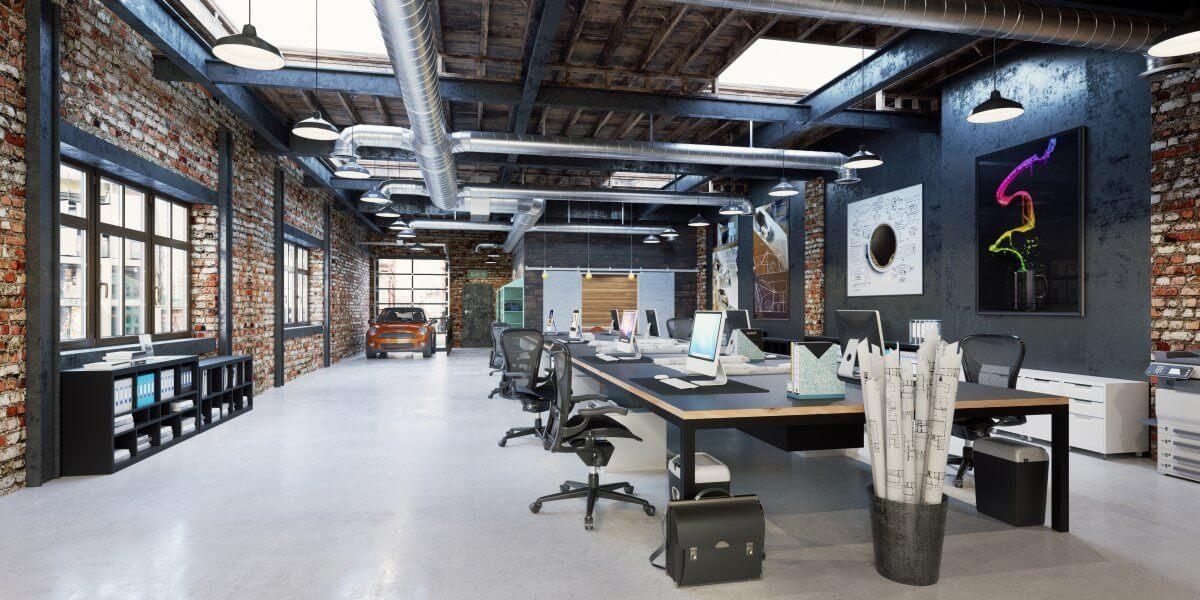 L 39 am nagement des bureaux influence votre productivit - Organisation des bureaux ...