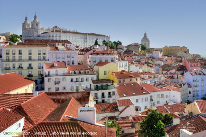 Startup : Lisbonne le nouvel eldorado