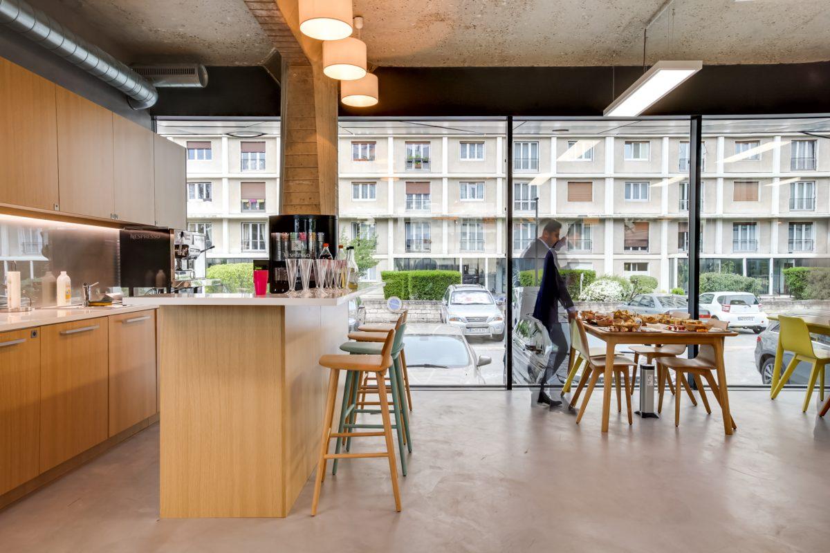 Spaces Boulogne Billancourt