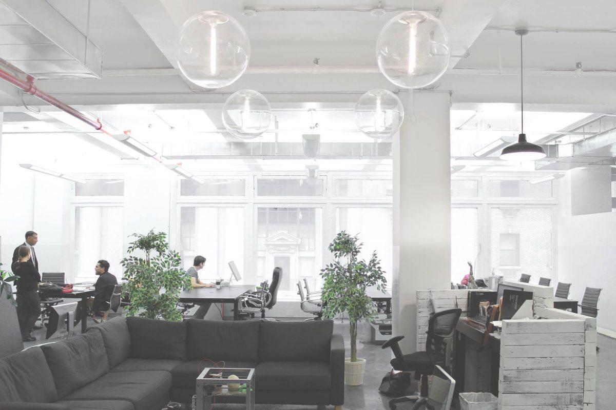 Espaces de coworking : Ensemble