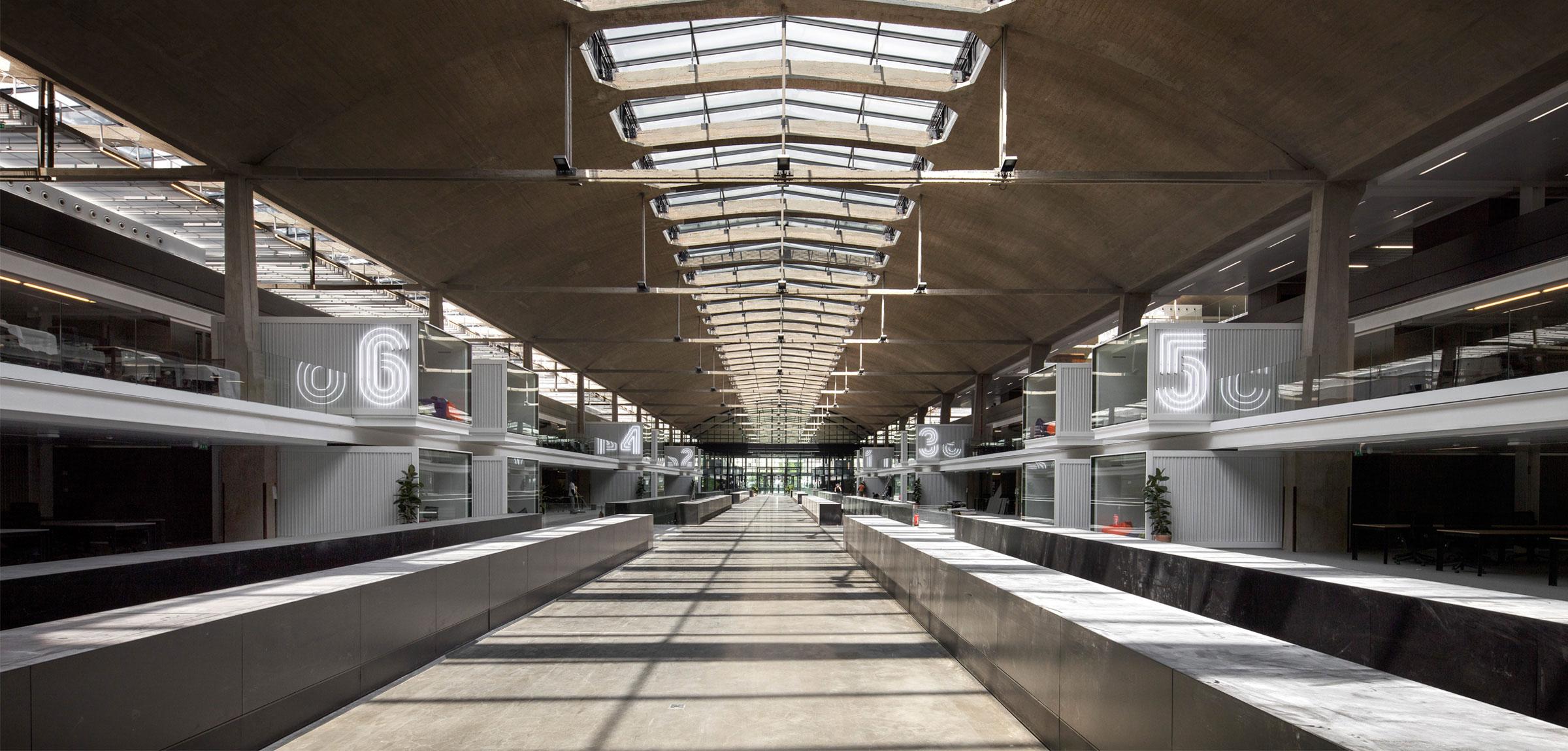 Station F : le plus grand campus de startups au monde a ouvert ses portes