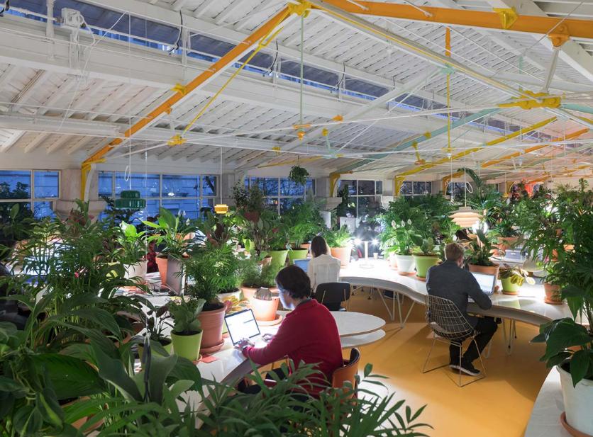 Espaces de coworking : Second Home Lisboa