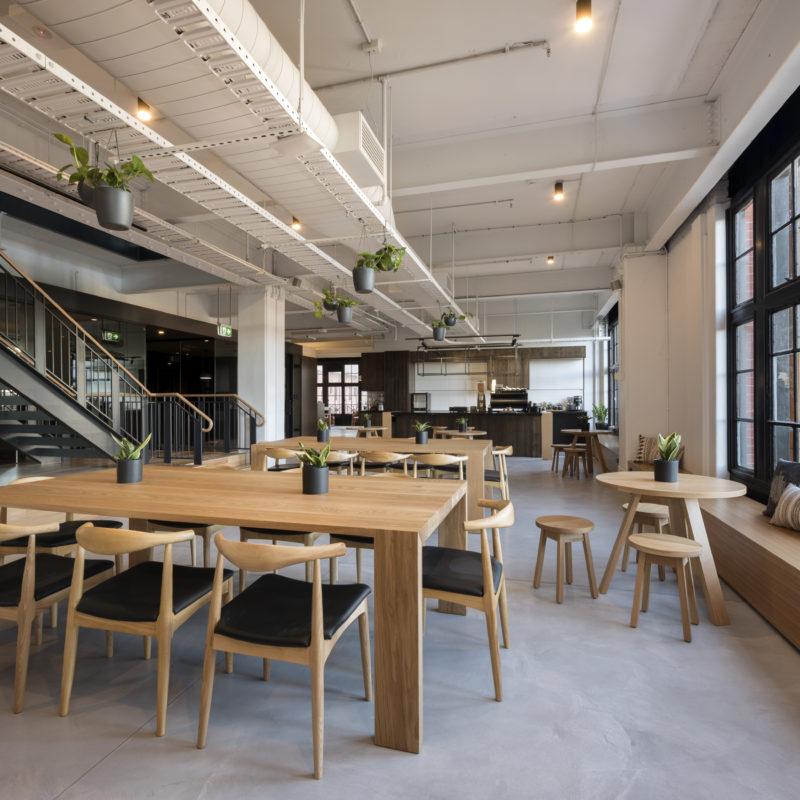 Espaces de coworking : Hub