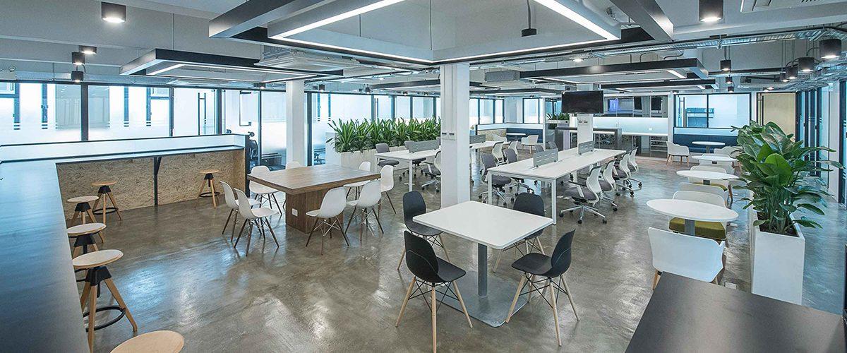 Espaces de coworking : Ooosh
