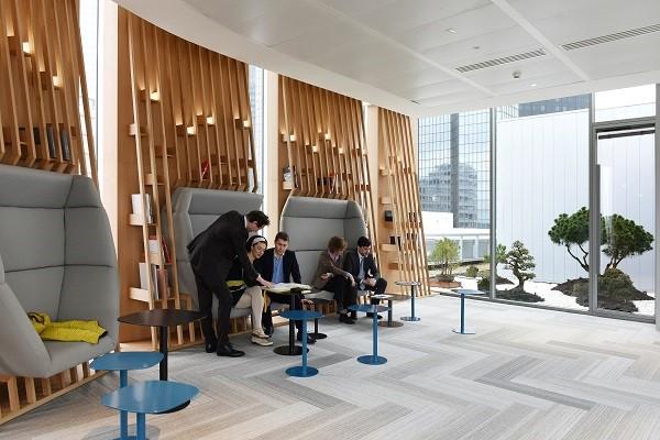 Les aménagements de bureaux coup de coeur de la rentrée