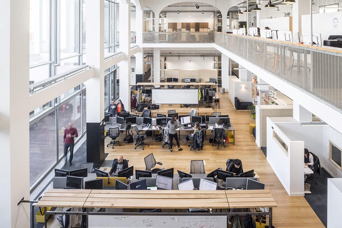 aménagements de bureaux rentrée 2017