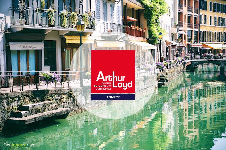 Arthur Loyd Annecy diffuse ses annonces sur Geolocaux