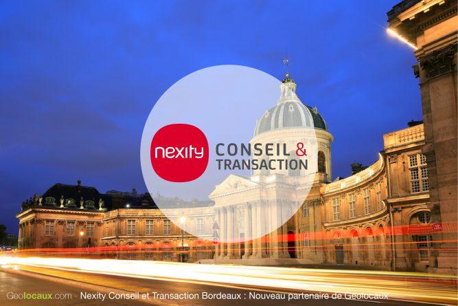 Geolocaux Nexity Conseil et Transaction Bordeaux